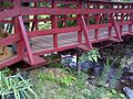 FLT M02 6.01 mi - Bridge built by Tom Hook over Sawmill Run showing understructure - panoramio.jpg