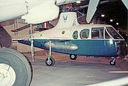 Fairey Jet Gyrodyne XJ389 Cosford 28.11.81 edited-2