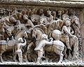 Famiglia dei gagini, adorazione dei magi di via degli orefici, genova, 04.JPG