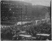 Famous New York soldiers return home. (The) 369th Infantry (old 15th National Guard of New York Cit . . . - NARA - 533553