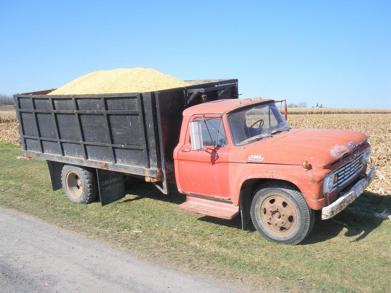 Brush Trucks For Sale >> File:Farm truck.jpg - Wikimedia Commons