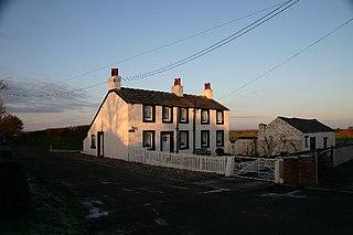 Calvo, Cumbria hamlet in Cumbria, England
