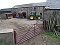 Farmyard beside Brough castle - geograph.org.uk - 359936.jpg