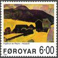 Faroe stamp 355 ingalvur av reyni - husavik.jpg