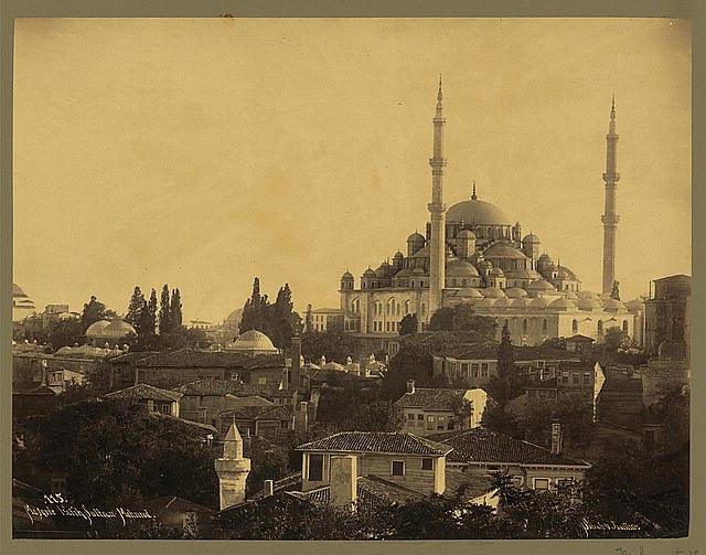 Fatih Camii 1888-1910 y%C4%B1llar%C4%B1