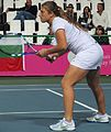 Fed Cup Group I 2011 Europe Africa day 3 Keren Shlomo 001.jpg