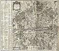 Felibien & Lobineau, Plan de Paris, 1726 - Middlebury College.jpg