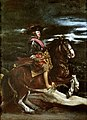 Felipe IV a caballo (replica), after Diego Velázquez.jpg