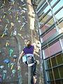 Female student climbing.JPG