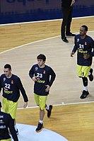 Fenerbahçe men's basketball vs Real Madrid Baloncesto Euroleague 20161201 (4).jpg
