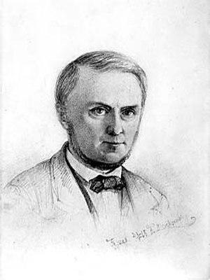 Ferdinand Richardt - Self portrait 1868