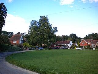 Fernhurst Human settlement in England