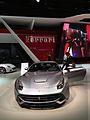 Ferrari F12 berlinetta Mondial de l'Automobile de Paris 2014.jpg