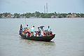 Ferry Boat Crossing River Matla - Godkhali - South 24 Parganas 2016-07-10 5002.JPG
