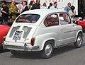 Fiat 750, Bj. 1959, Heck (2013-09-15 Spu r).JPG