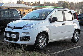 Image illustrative de l'article Fiat Panda III