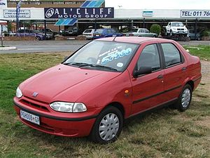 Fiat Siena - First generation Fiat Siena (1996-2000)