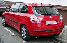 Fiat Stilo rear 20080118.jpg