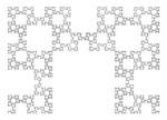 Fibonacci fractal F23 steps.png