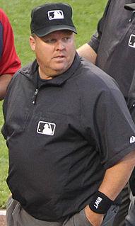 Fieldin Culbreth American baseball umpire