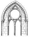 Fig 46 bis -Clerestory opening, nave of Paris, showing alterations.png