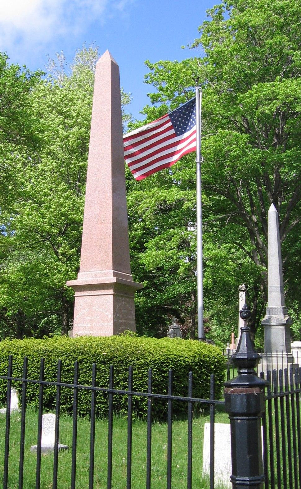 Fillmore Gravesite, Buffalo, NY