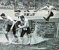 Finale du 3000 mètres steeple aux JO de Londres en 1908.jpg