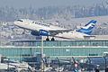 Finnair Airbus A319; OH-LVG@ZRH;26.12.2010 591bw (5318940781).jpg