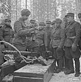 Finnish company receiving instruction in the use of the Lahti L-39 anti-tank rifle.jpg