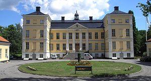 Finspång - Finspång castle
