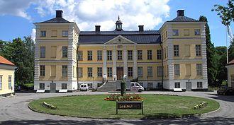 Finspång Municipality - Finspång castle