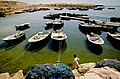 Fishing harbor in Makran - Iran.jpg