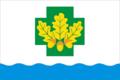 Flag of Dubrovskoe (Elovsky rayon).png