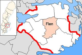 Flen Municipality Municipality in Södermanland County, Sweden
