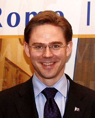 Finnish parliamentary election, 2007 - Jyrki Katainen