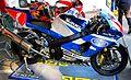 Flickr - ronsaunders47 - THE SUZUKI MOTORCYCLE.IN RACING TRIM...jpg