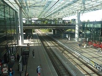 Flintholm - Flintholm station