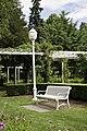 Flower Garden Bench, Forest Park, Springfield, Massachusetts - panoramio.jpg