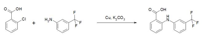 Synthese von Flufenaminsäure