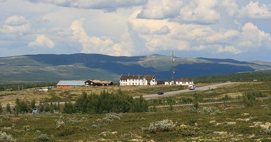 Fokstuguhøi