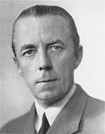 Count Folke Bernadotte, murdered by Lehi Jewish terrorists