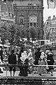 Folkloristisch festival te Bolsward, overzicht optreden Bolswarder Skotsploeg me, Bestanddeelnr 914-1896.jpg