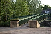 Footbridge at Thetford - geograph.org.uk - 426302.jpg