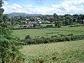 Footpath to Ffridd Faldwyn - geograph.org.uk - 540875.jpg