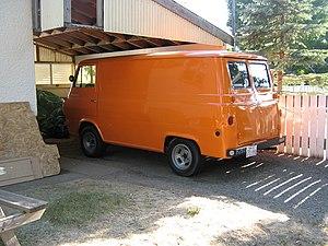 1961 1967 Ford Econoline Cargo Van Aftermarket Wheels