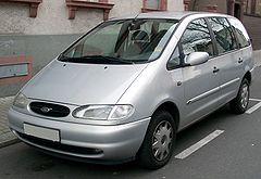 Ford Galaxy I przed liftingiem