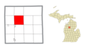 Forest Township (Missaukee), MI location.png