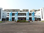 Former Library of ROCAF HQ Renai Camp for Special Exhibition Site of The Age of Flight 20140405.jpg