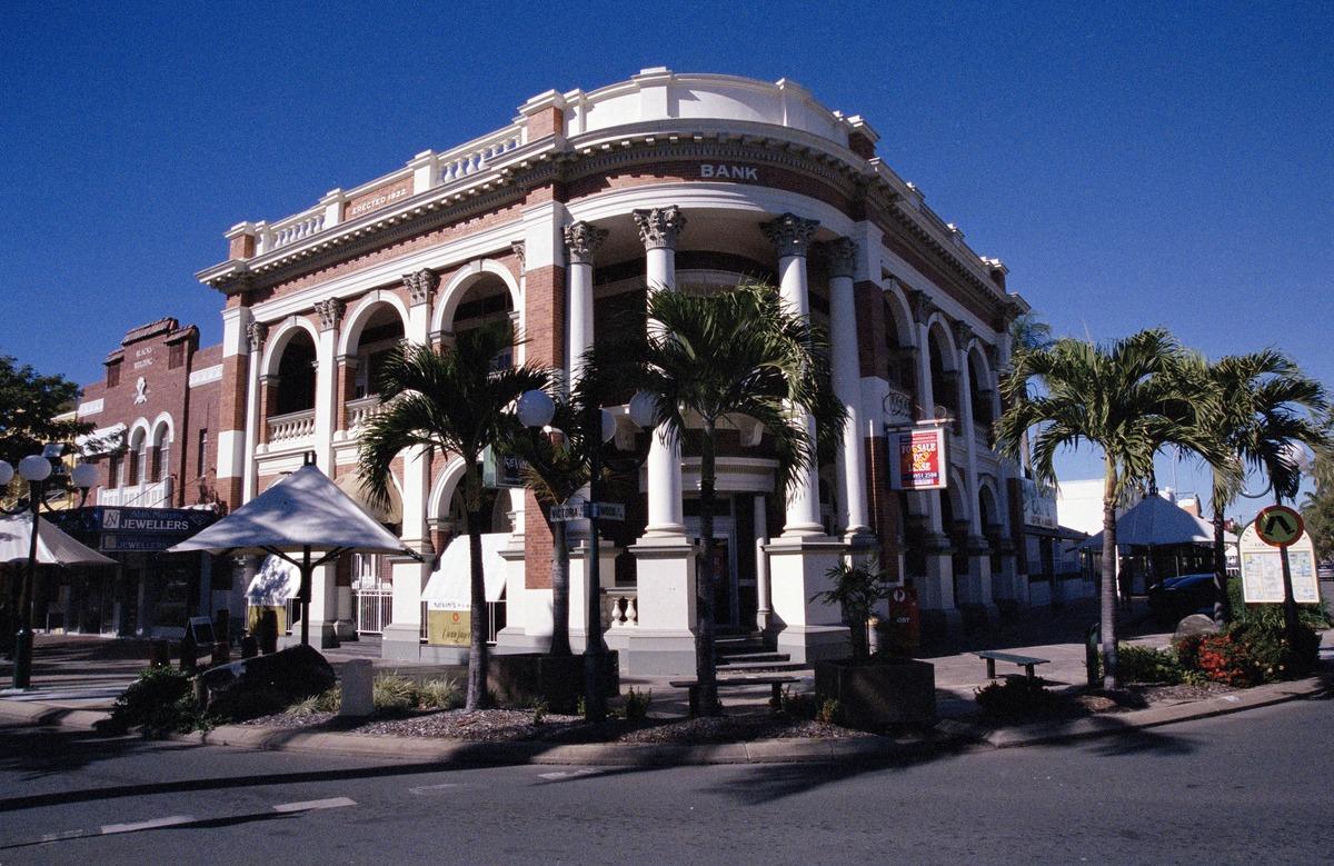 queensland national bank  mackay