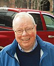 Former mayor David Crombie, in front of Crombie Park, 2016 03 18 (cropped).jpg